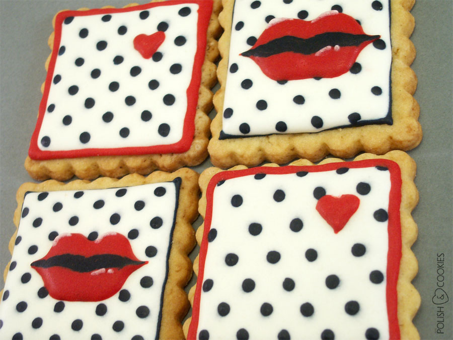 Pop Art Cookies
