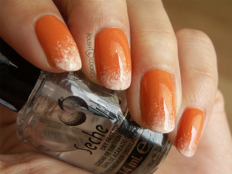 Faworkowe paznokcie