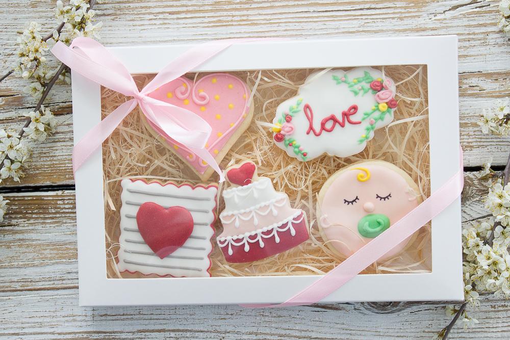 ciasteczka dla gości