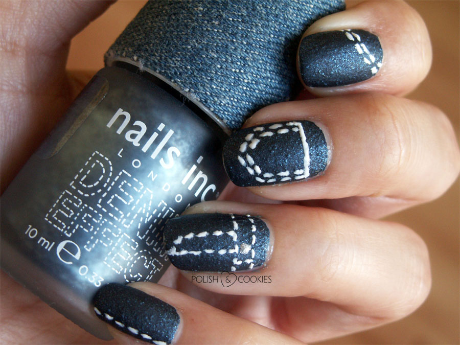 Nails Inc Denim Effect Bermondsey