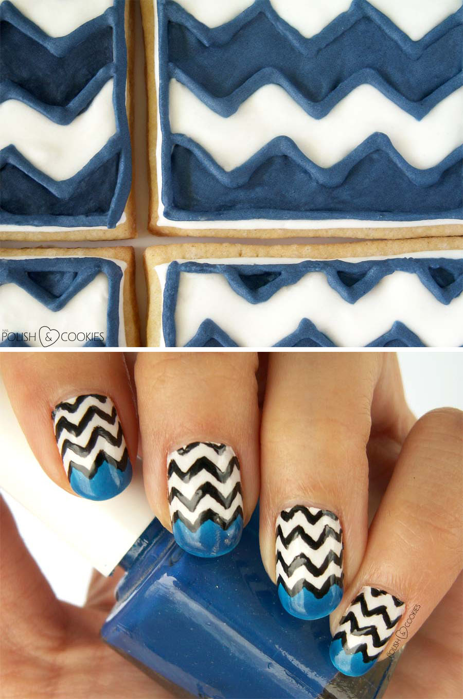 paznokcie i ciasteczka