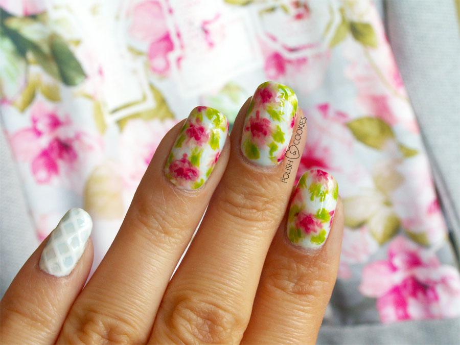 Malowane róże - tutorial