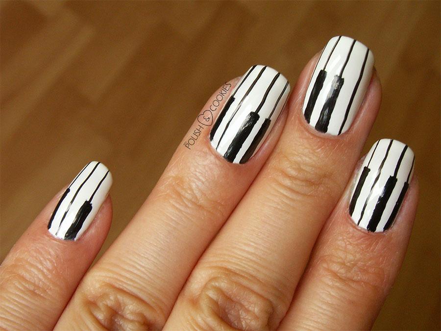 Muzyczne paznokcie