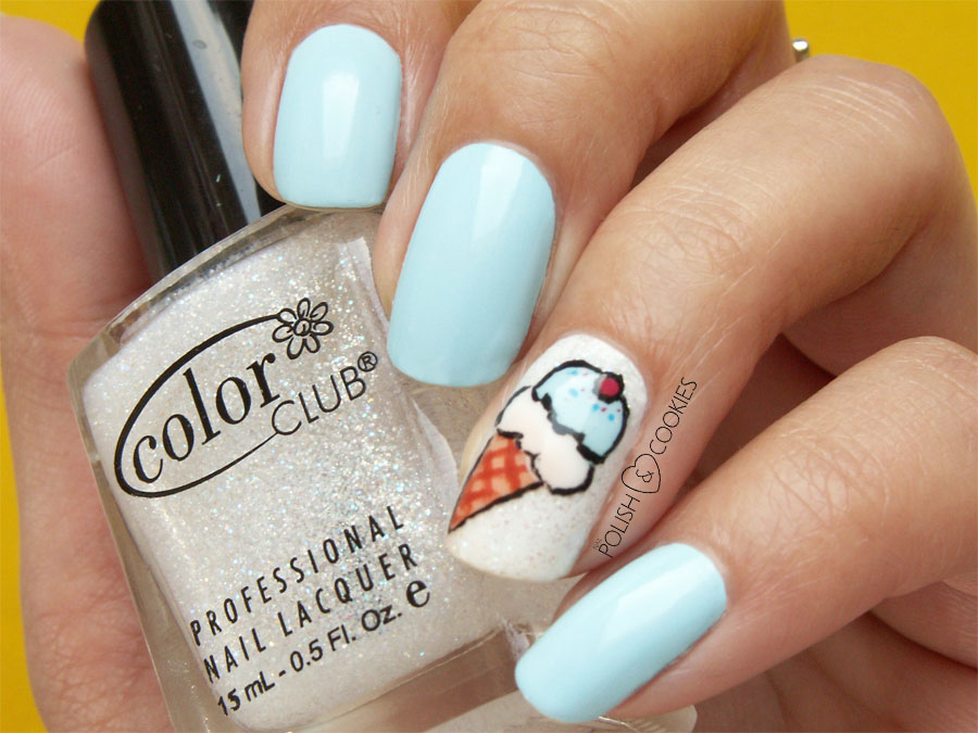 Summer Nails wakacyjne paznokcie