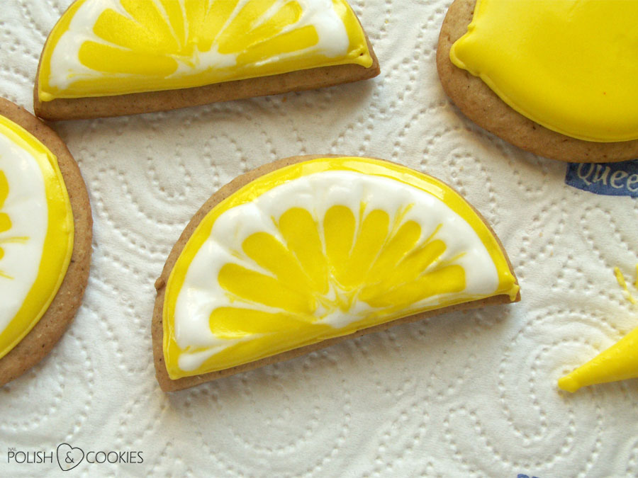 Lemon Cookies Tutorial