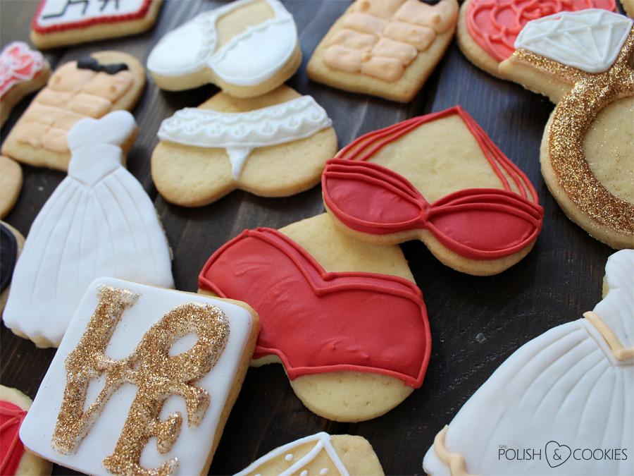 ciasteczka  bikini love