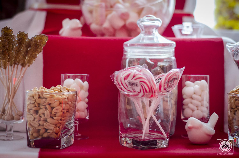 słodycze na słodki stół wesele jak zrobić