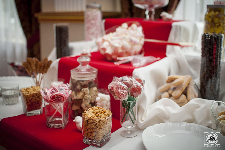 jak samodzielnie zorganizować słodki stół bufet słodycze