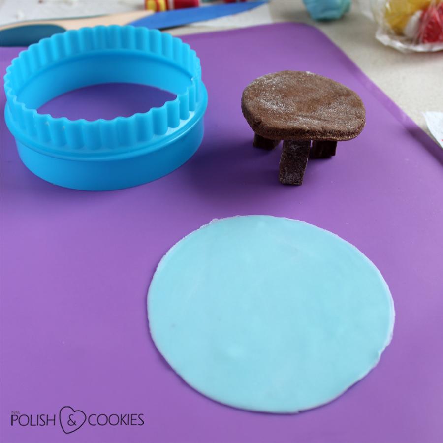 stól z piernika ciasteczka jak zrobić tutorial