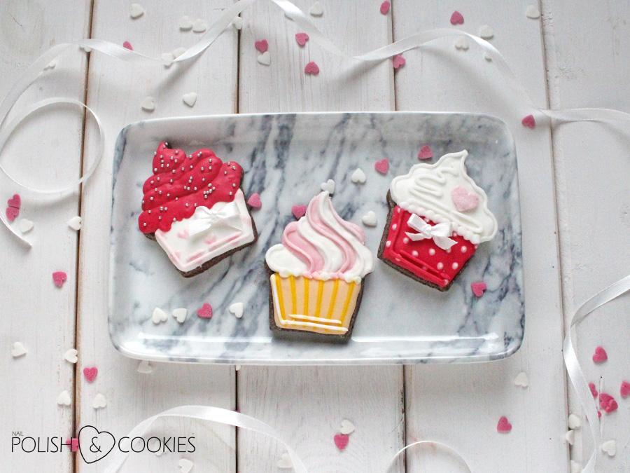 Ciasteczka babeczki cupcake