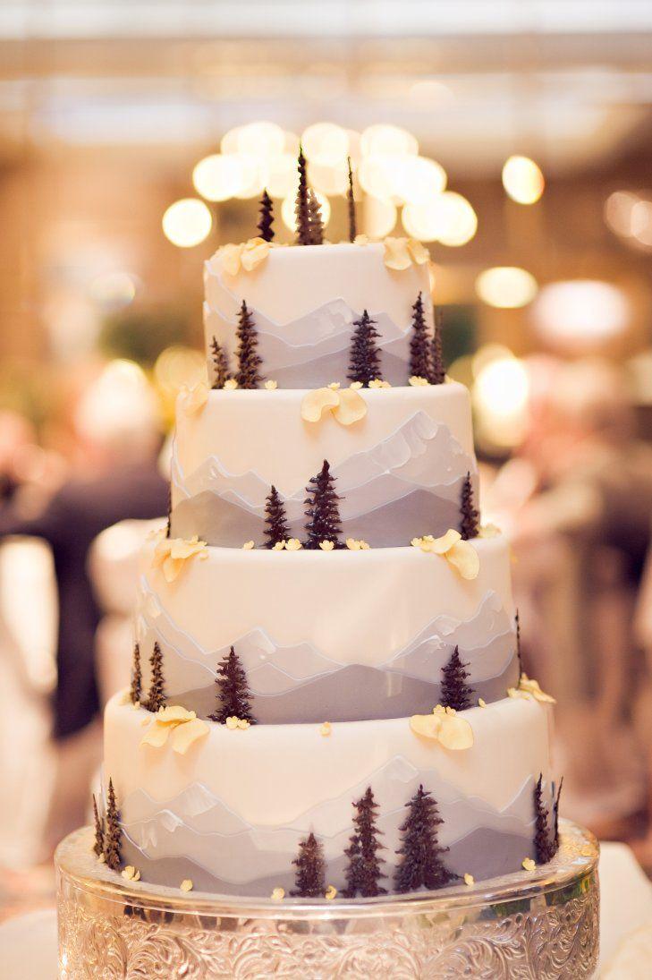 torty ślubne weselne krajobraz jak wybrać tort na wesele