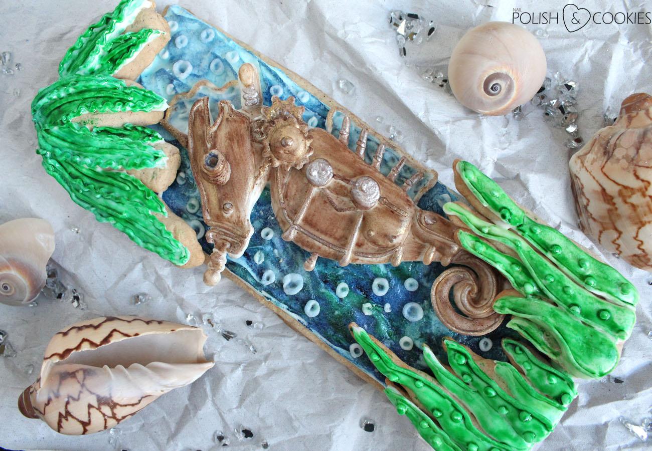 ciasteczko konik morski