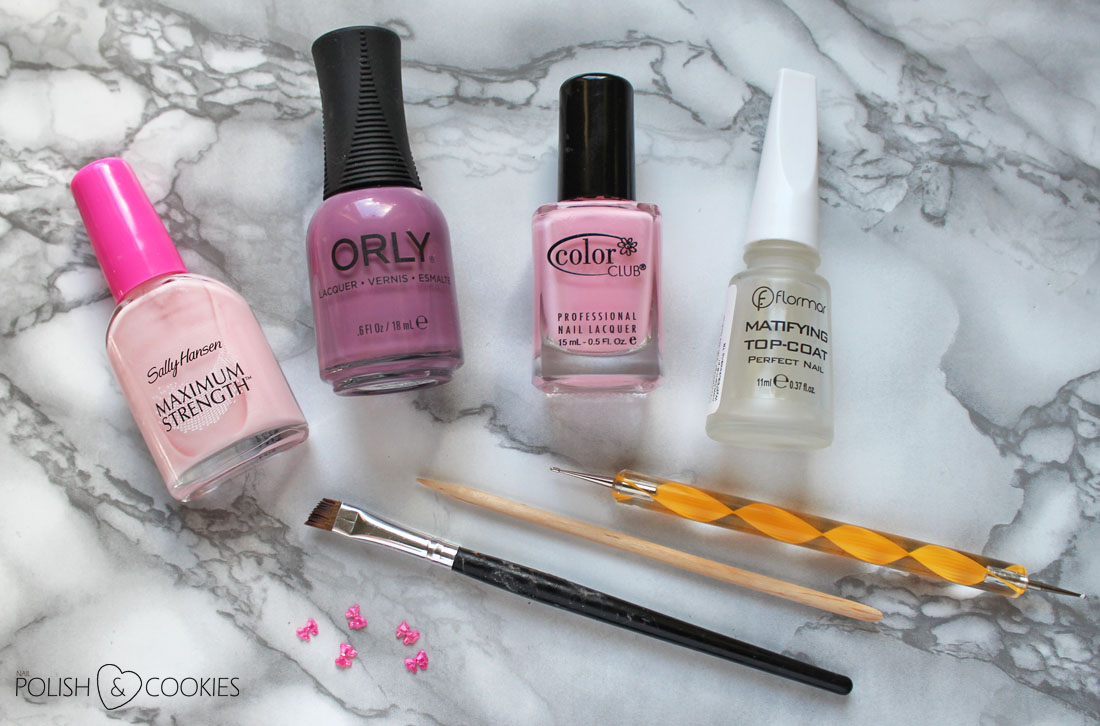 lakiery orly color club