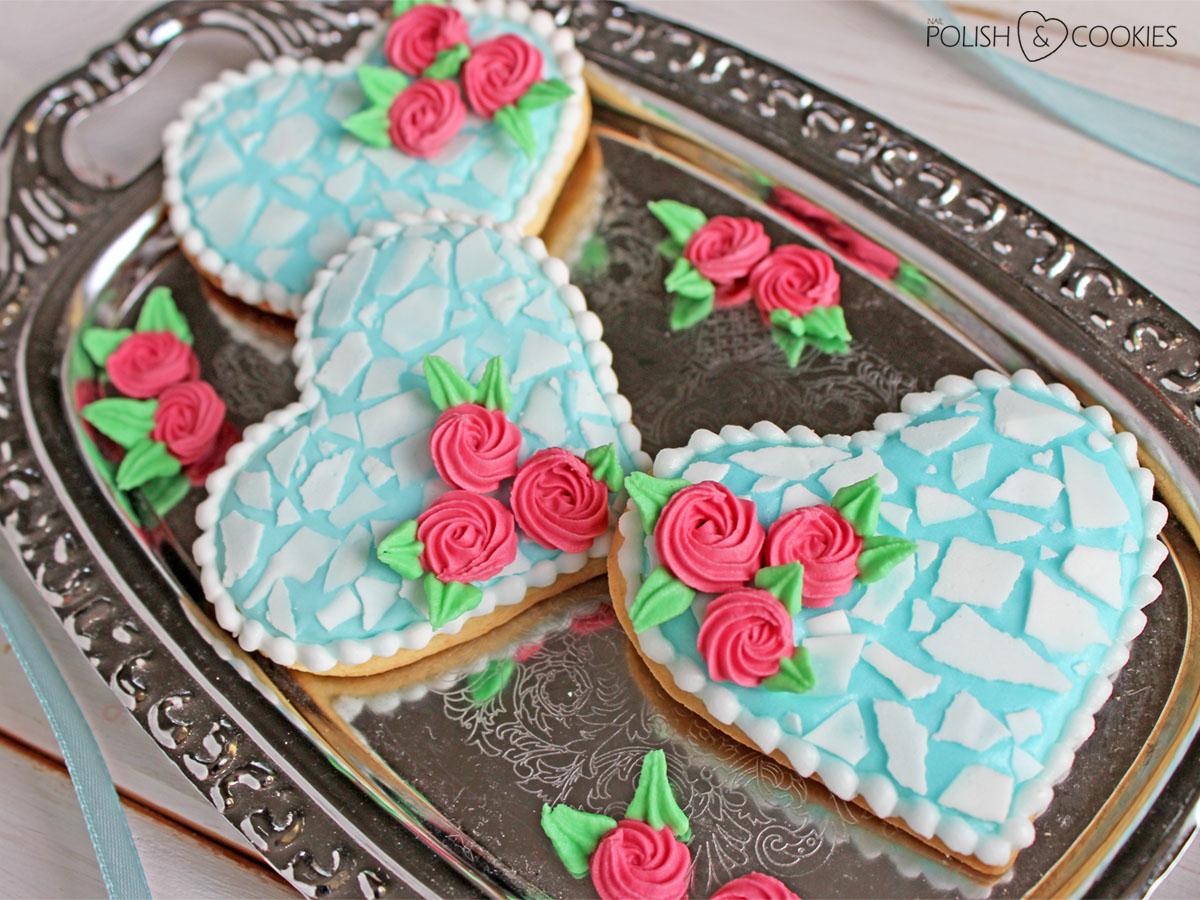 Ciasteczka na dzień kobiet 4