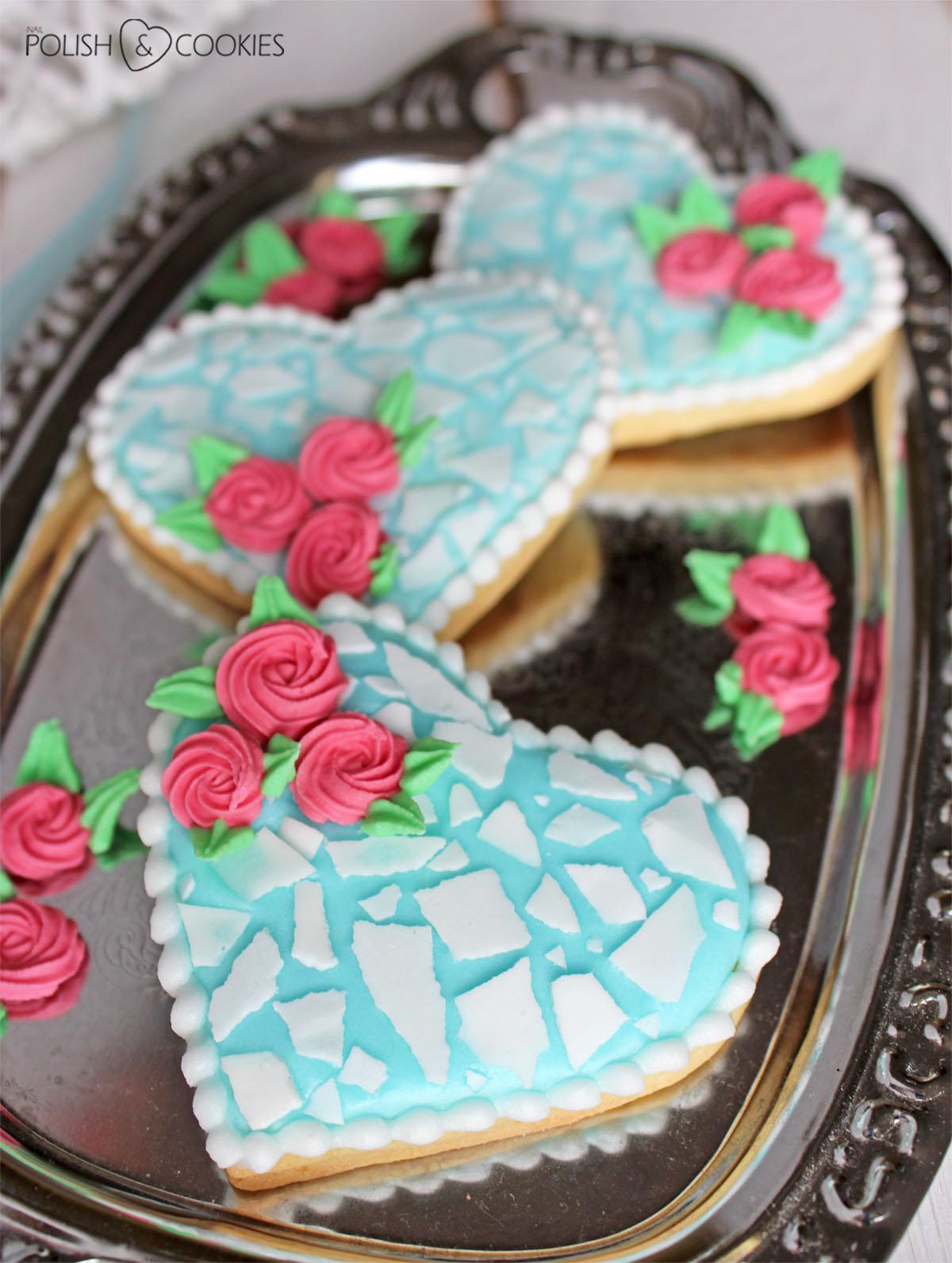 Ciasteczka na dzień kobiet 5
