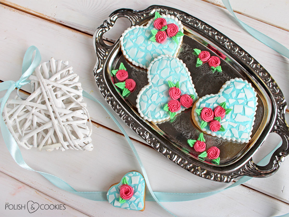 Ciasteczka na dzień kobiet 6