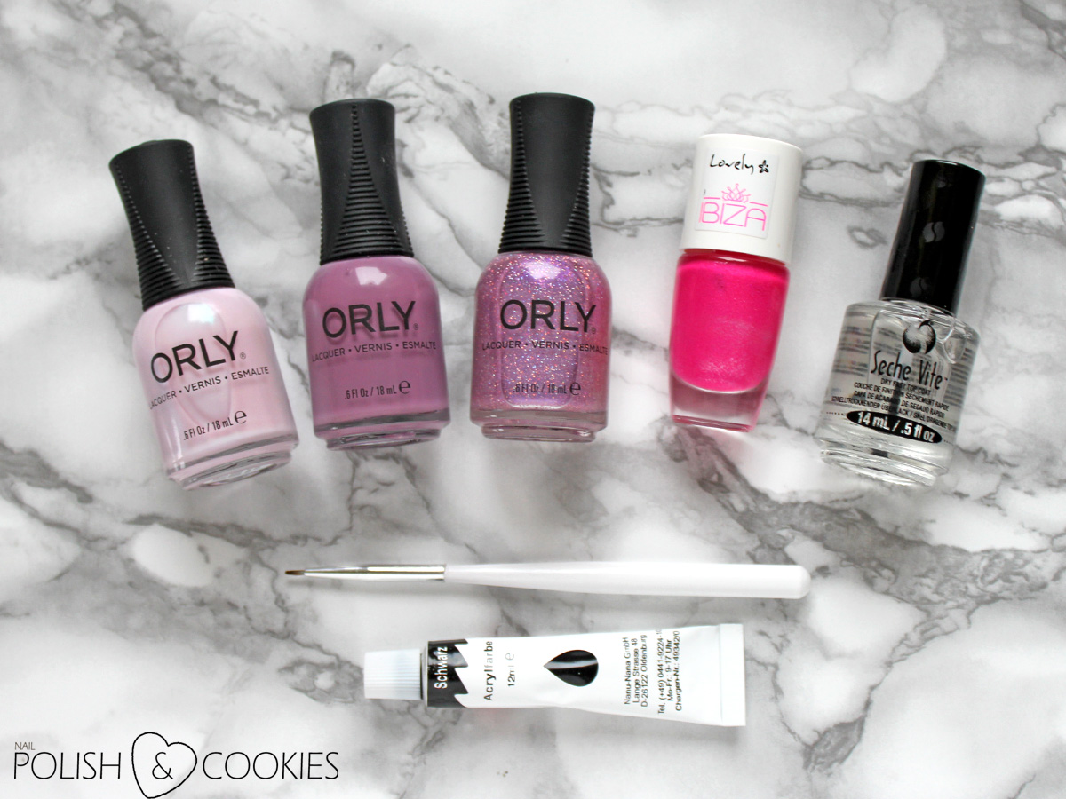 ORLY melrose feel the funk Beautifully bizarre