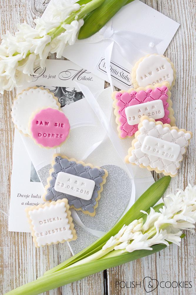 ciasteczka na wesele