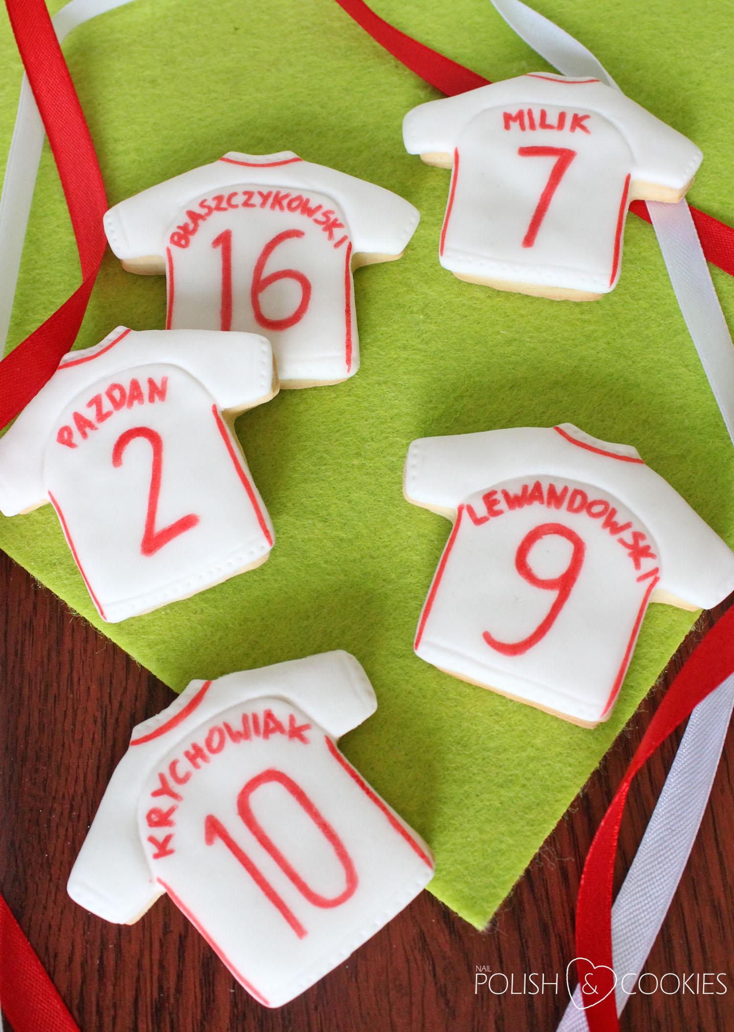 ciastka piłkarskie