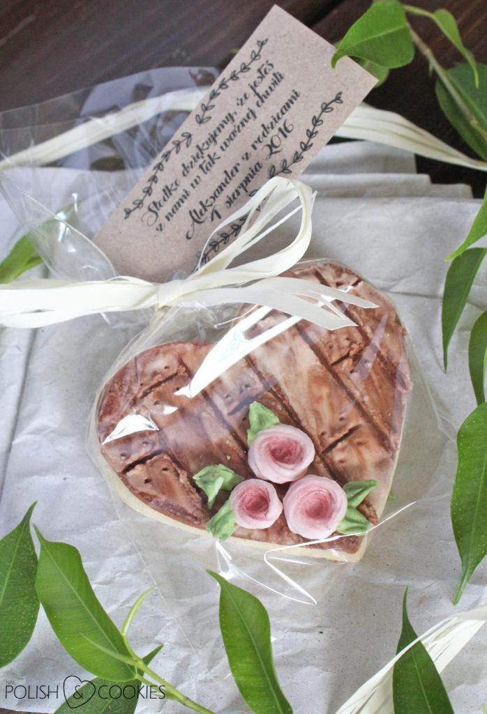 ciasteczka drewniane
