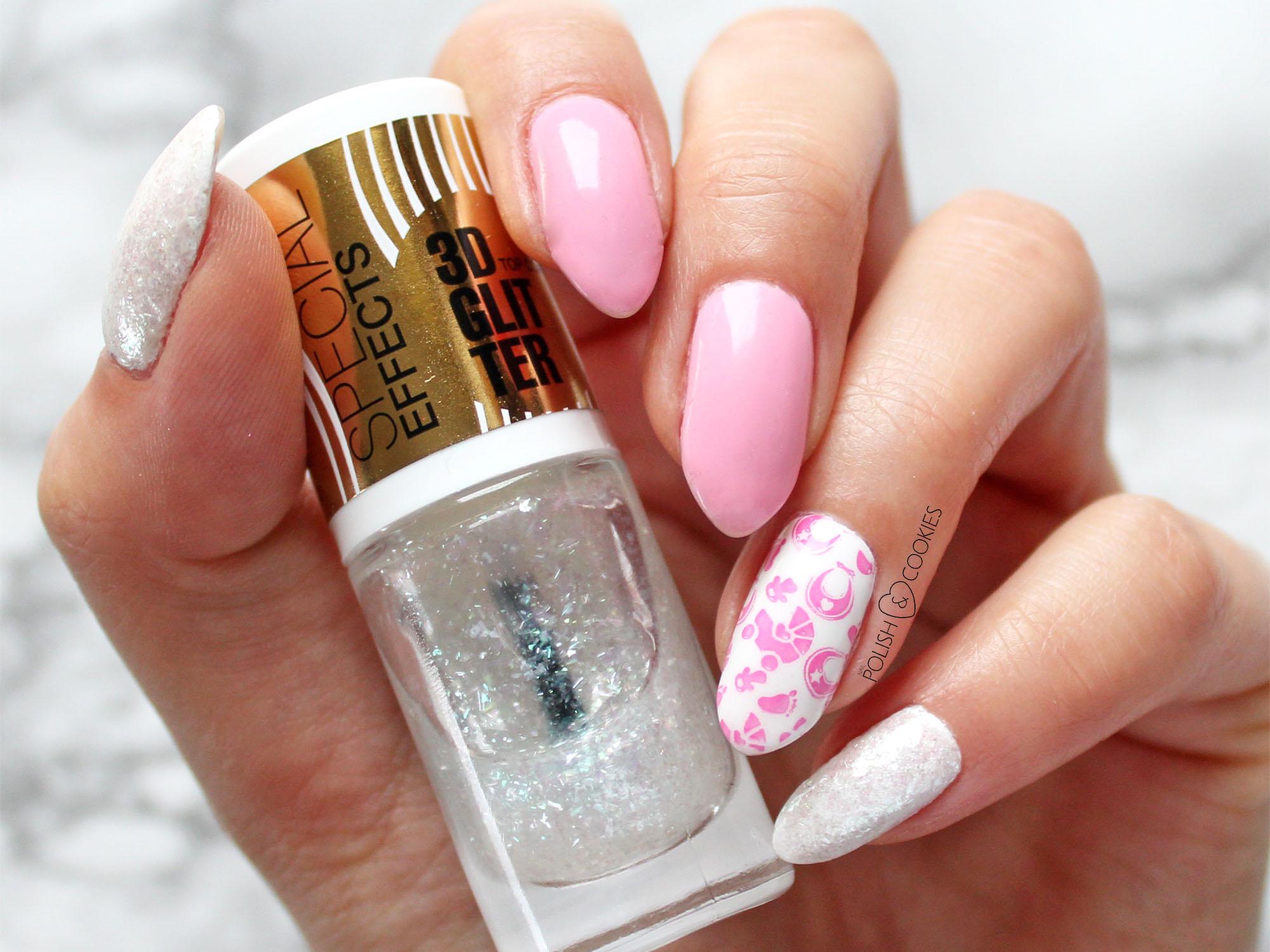 eveline 3d glitter