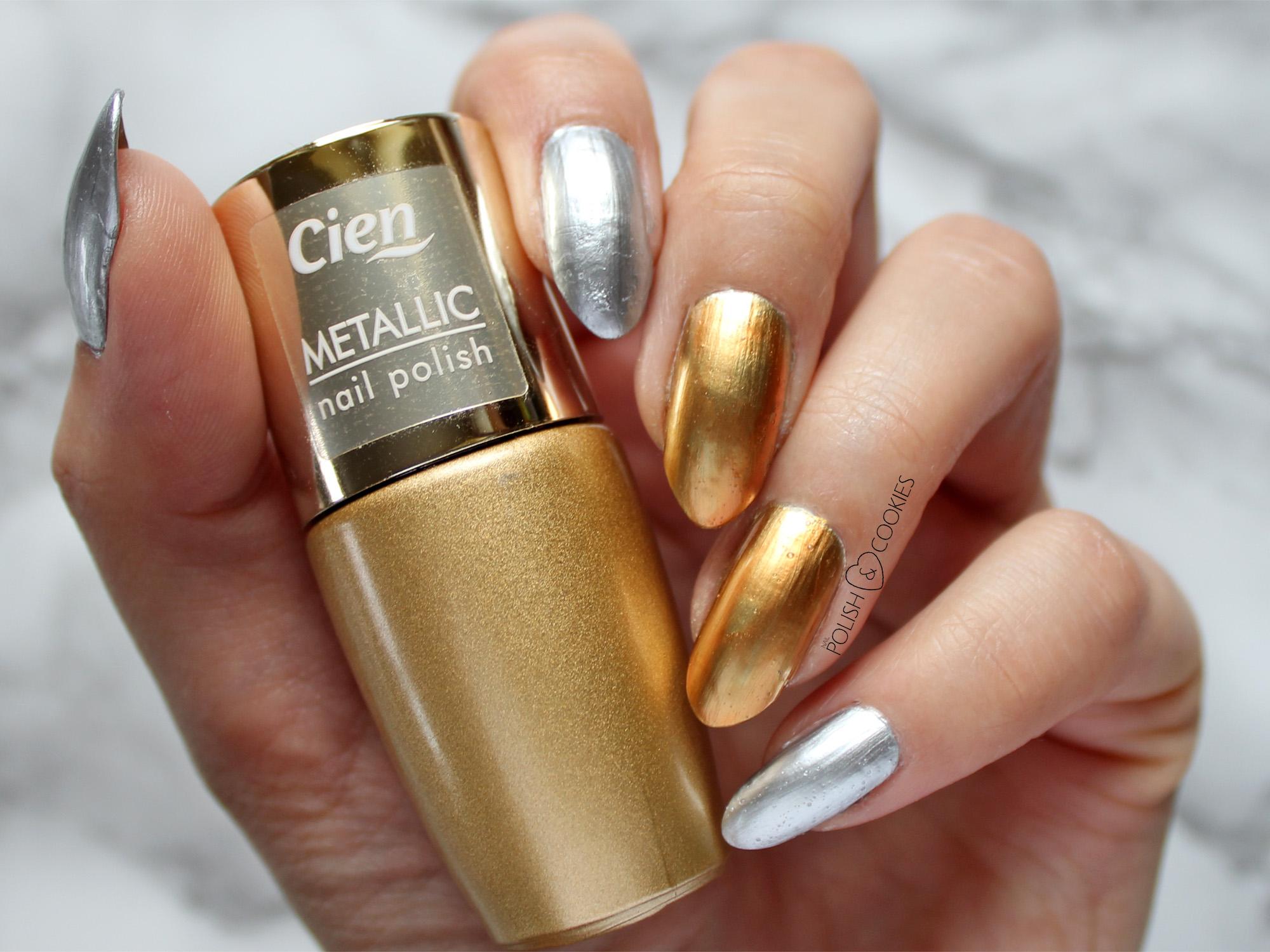 lakier metaliczny złoty