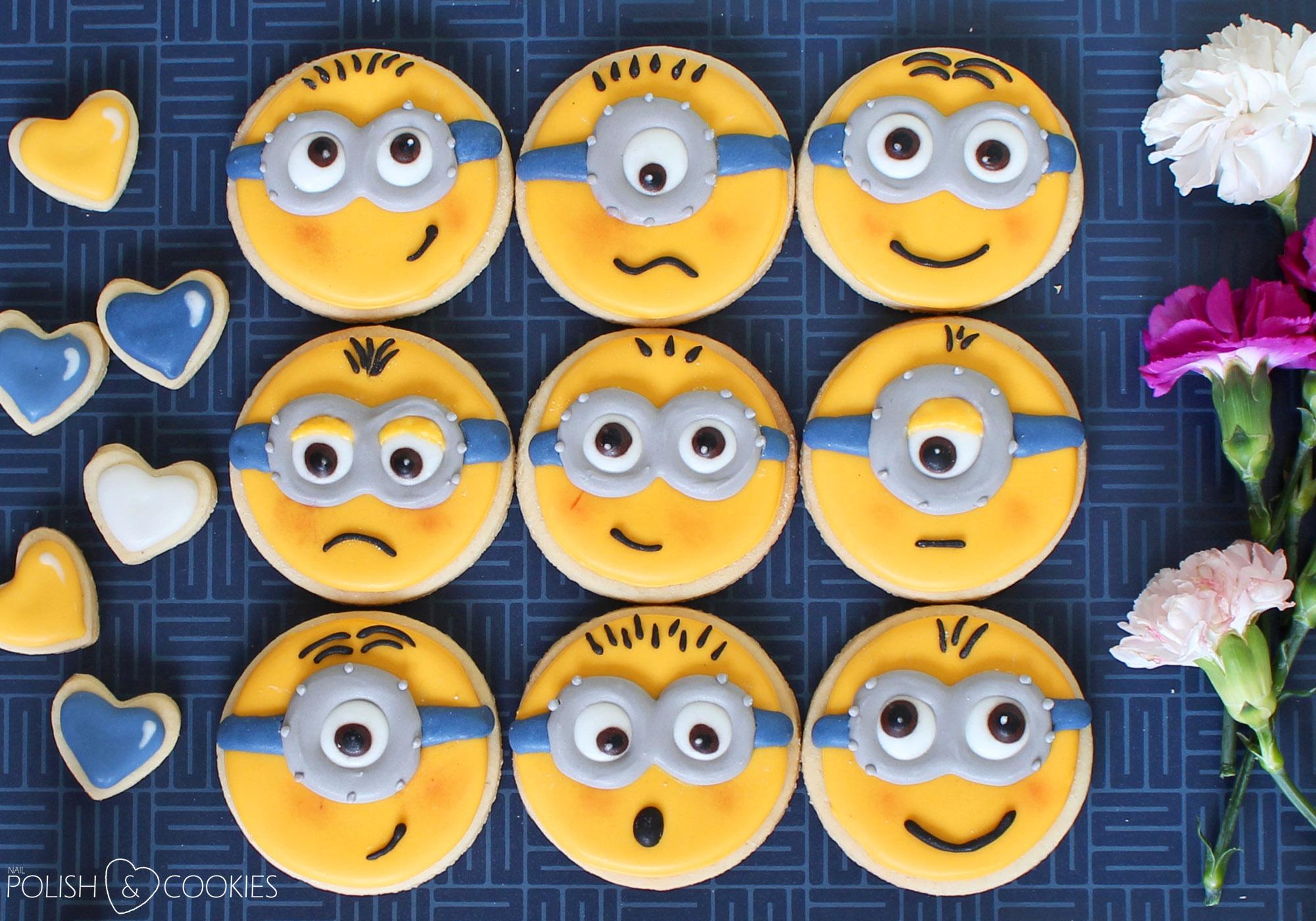 cookies minion