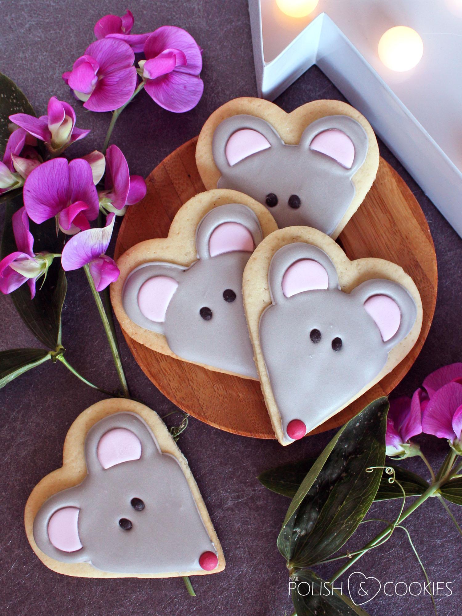 ciasteczka myszka