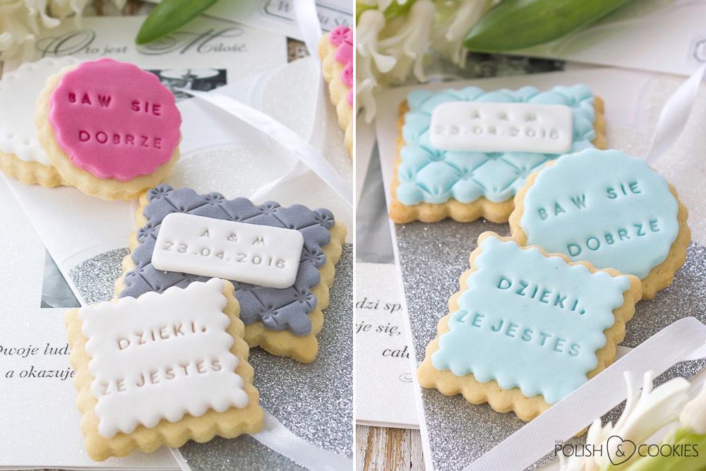 ciasteczka na zamowienie z napisami