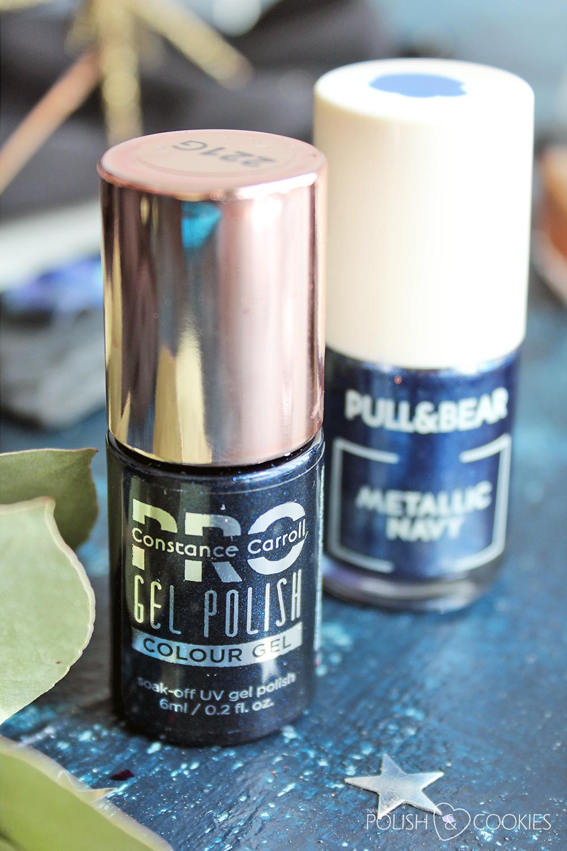metaliczne lakiery do galaxy nails