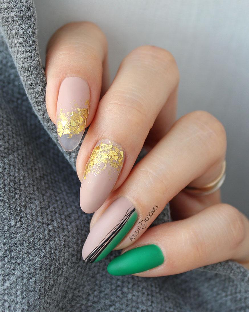 minimalistyczne paznokcie facebook