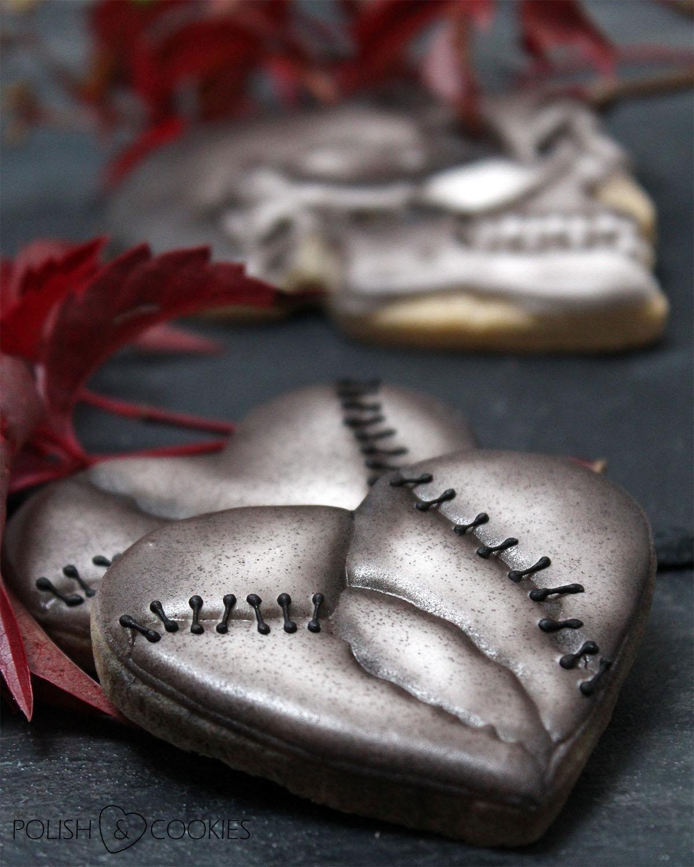 ciasteczka mroczne serca