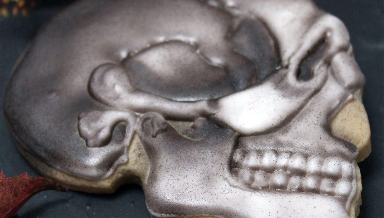 czaszka z lukru