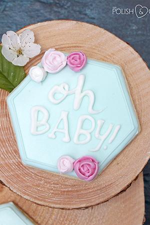 baby shower ciasteczka dla chlopca