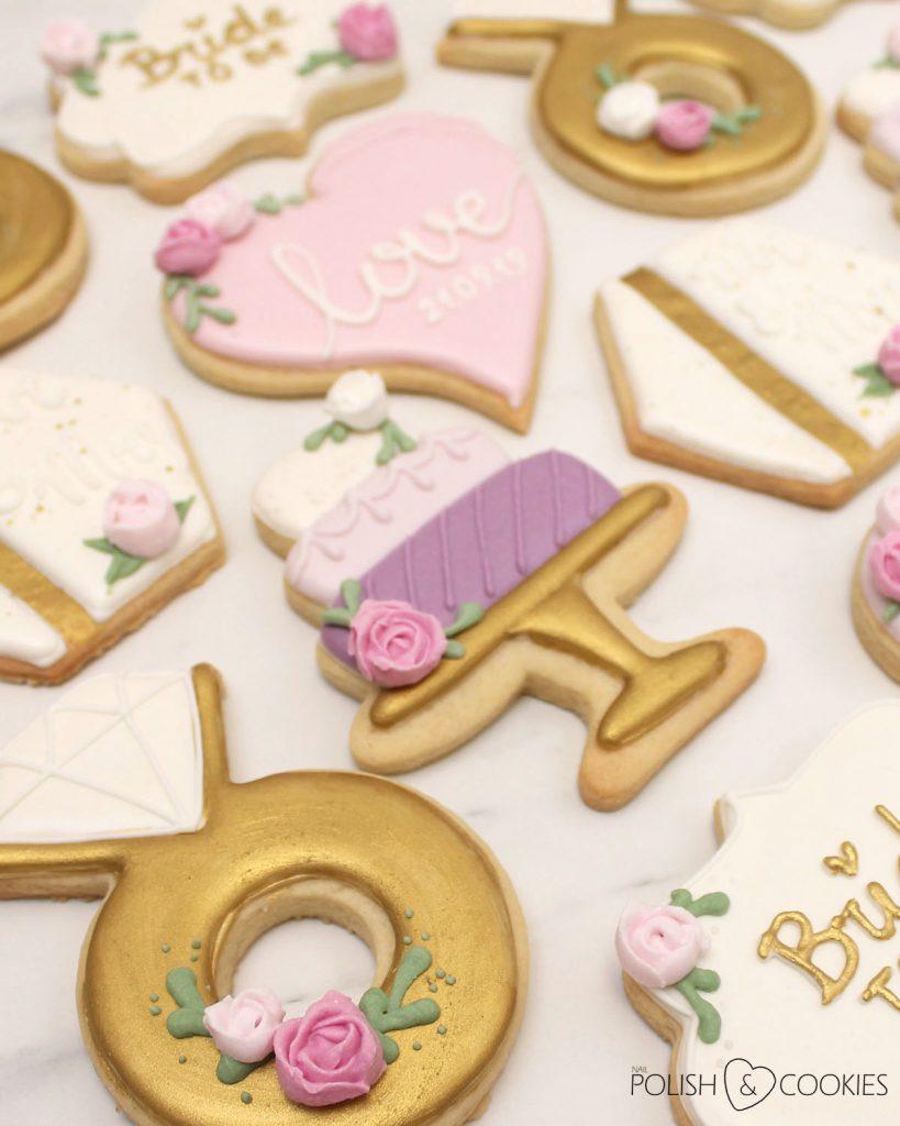 ciasteczka na wieczor panienski