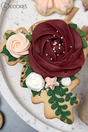 ciasteczka roze