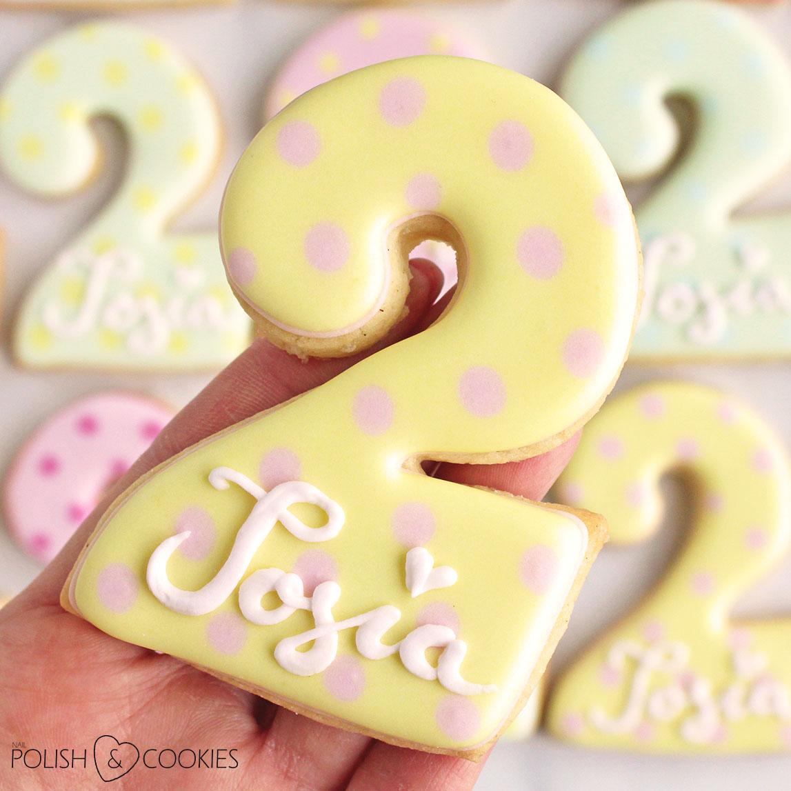ciasteczka numerki