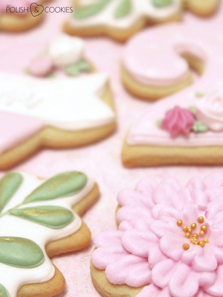 ciasteczka dla dziewczynki zestaw