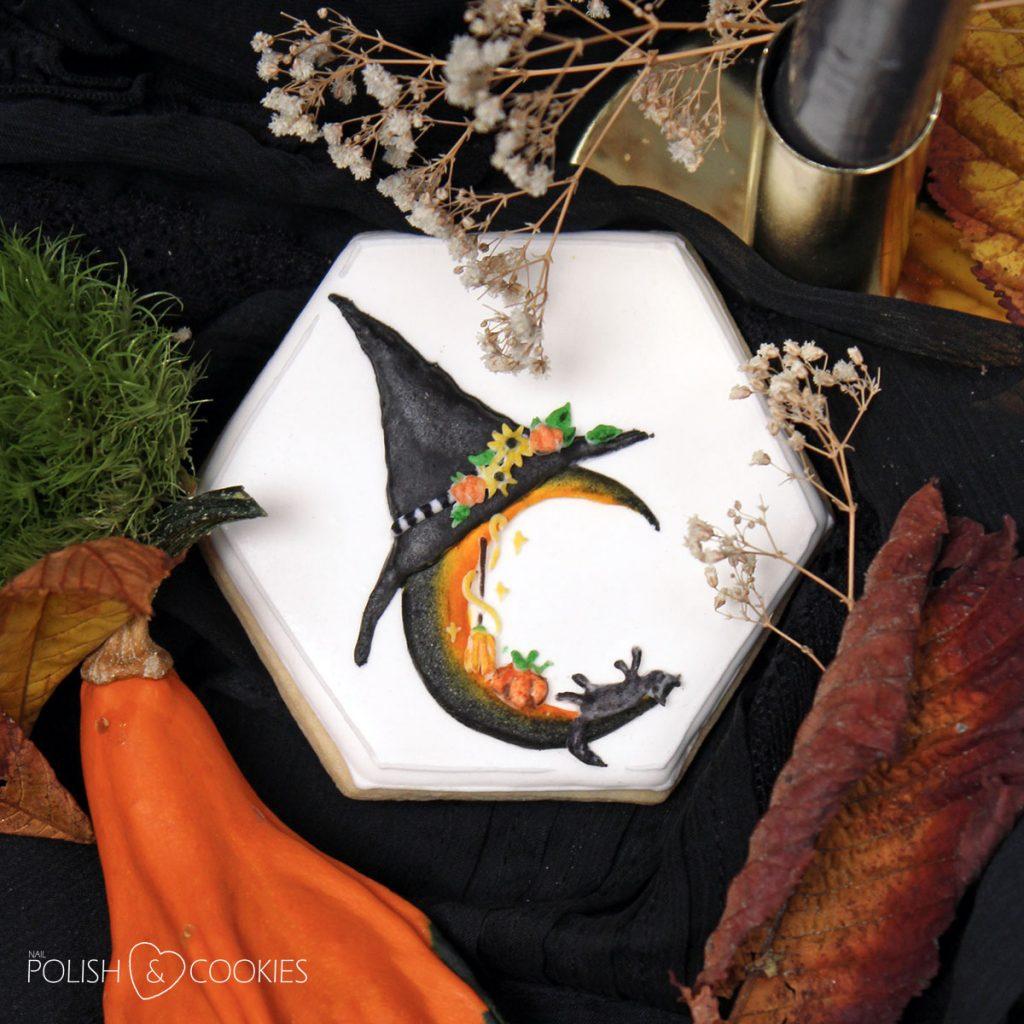 ciasteczka halloween